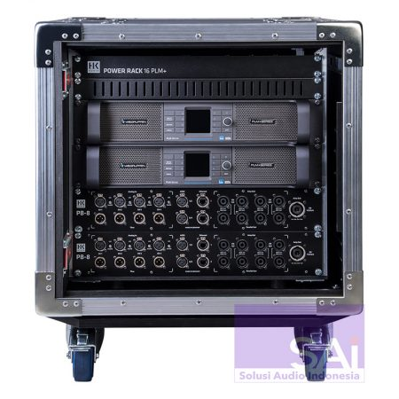 HK Audio Power Rack 16 PLM+ Management Amplifier