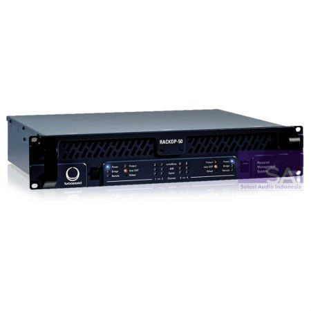 Turbosound TAM RACKDP-50 Power Amplifier