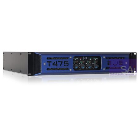 TURBOSOUND TAM T-475 Black Amplifier 4 Channel