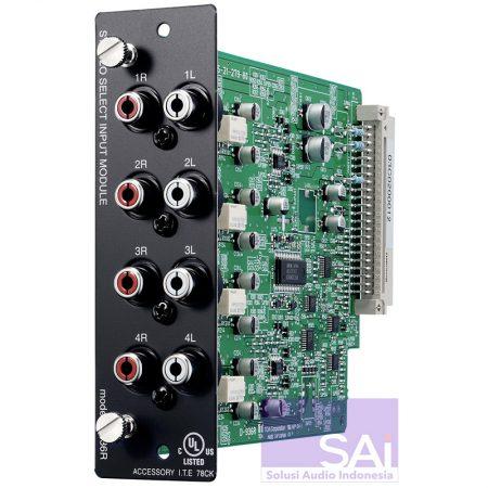 TOA D-936R Audio Connector