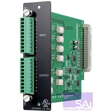 TOA D-981 Audio Connector