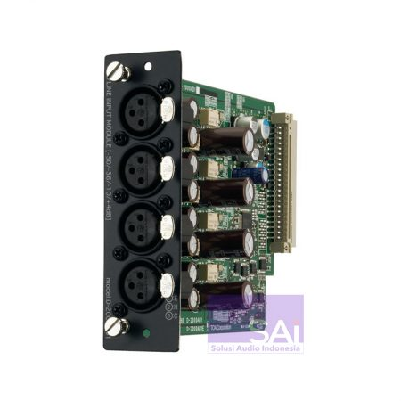 TOA D-2000AD1 Audio Processor