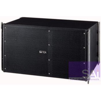 TOA SR-A12LWP 12″ 2 Way Passive Line Array Speaker
