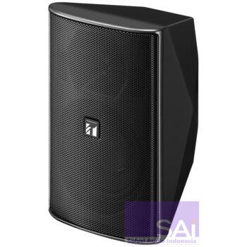 TOA ZS-F1000B Black 4″ 2 Way Wall Mount Speaker