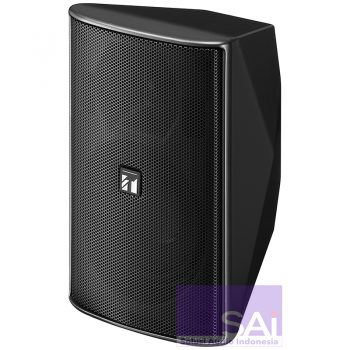 TOA ZS-F1000BM Black 4″ 2 Way Wall Mount Speaker