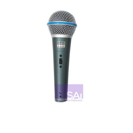 KREZT BETA-58 +S Microphone Kabel