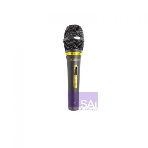 KREZT ECM-2188 Microphone Vokal Genggam (Handheld)