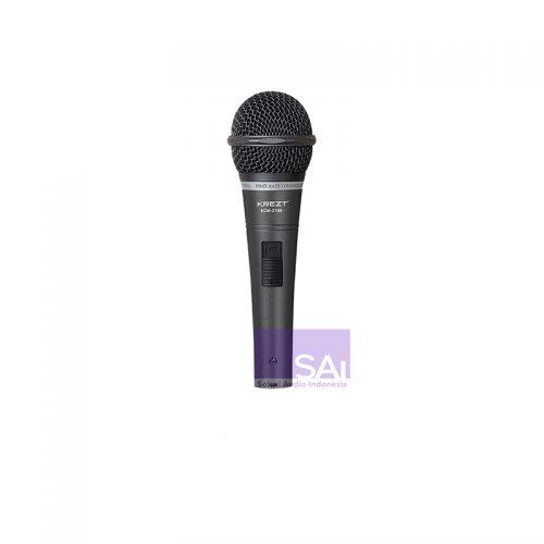 KREZT ECM-2199 Microphone Vokal Genggam (Handheld)