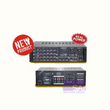 KREZT KA-588 Amplifier Karaoke
