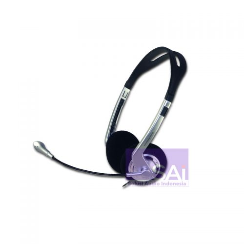KREZT CD-960MV Headphone dengan Mic (Headset)