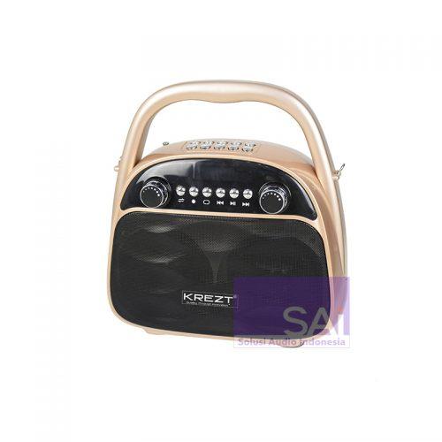 KREZT HDT-3801N Mini Wireless Amplifier 3-Inch