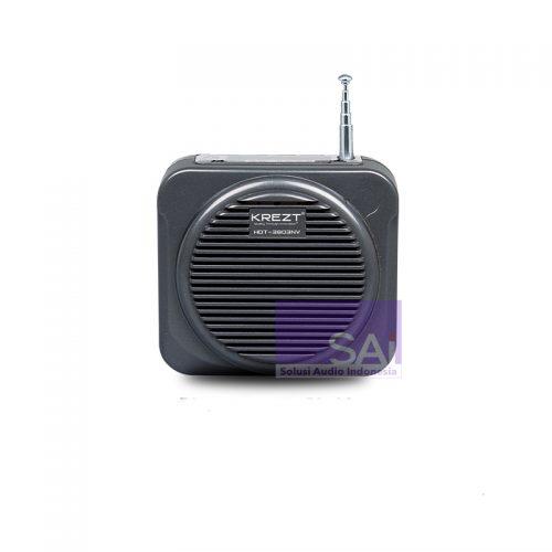 KREZT HDT-3803NV Mini Wireless Amplifier 3-Inch