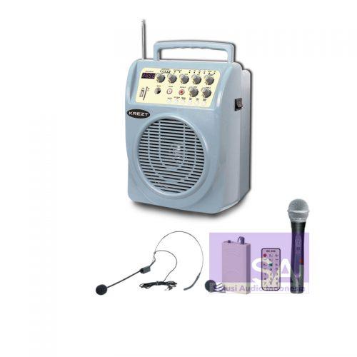 KREZT HDT-6803U Portable Wireless Speaker
