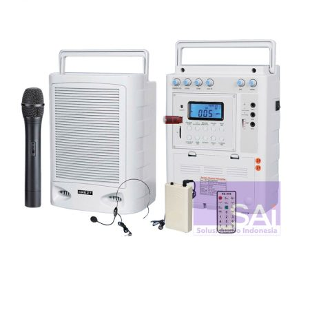 KREZT HDT-8820NXR Portable Wireless Speaker