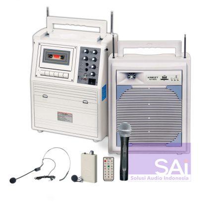 KREZT HDT-9902U Portable Wireless Speaker