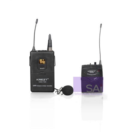 KREZT K200-TGM Microphone Wireless