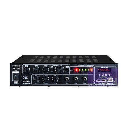 KREZT KA-120  Amplifier Karaoke