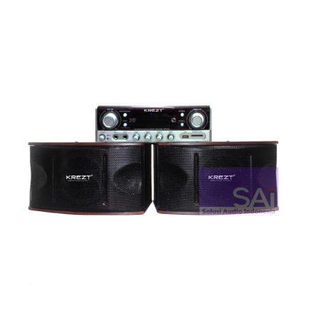 KREZT KA-155SP Amplifier Karaoke