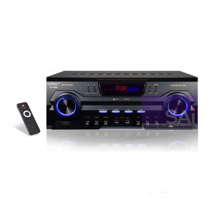 KREZT KA-388B Amplifier Karaoke