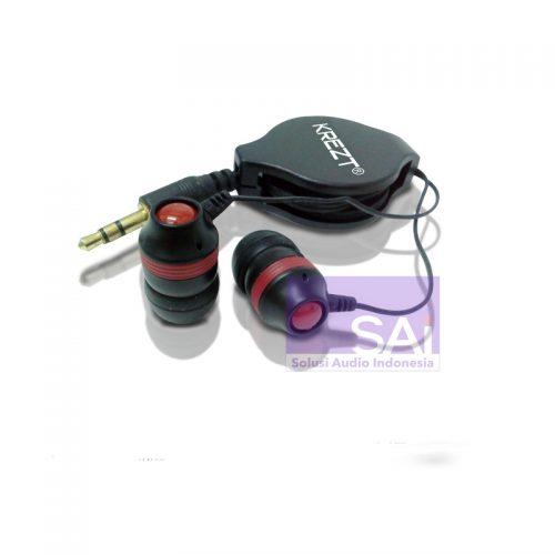 KREZT KR-10R07 In-Ear Earphone