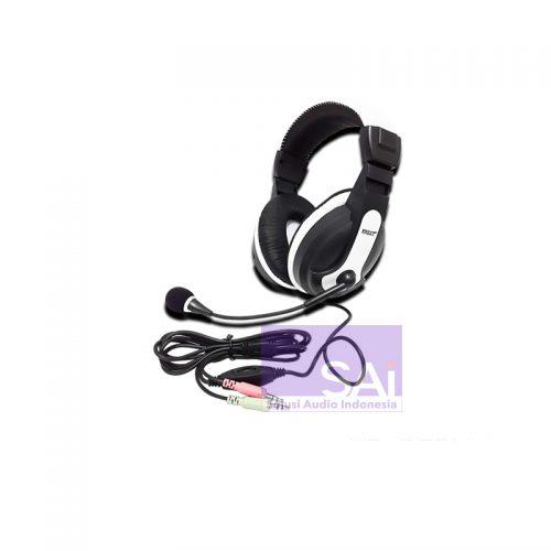 KREZT MDR-352MV Headphone dengan Mic (Headset)