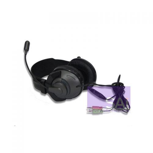 KREZT KR-4000 Headphone dengan Mic (Headset)
