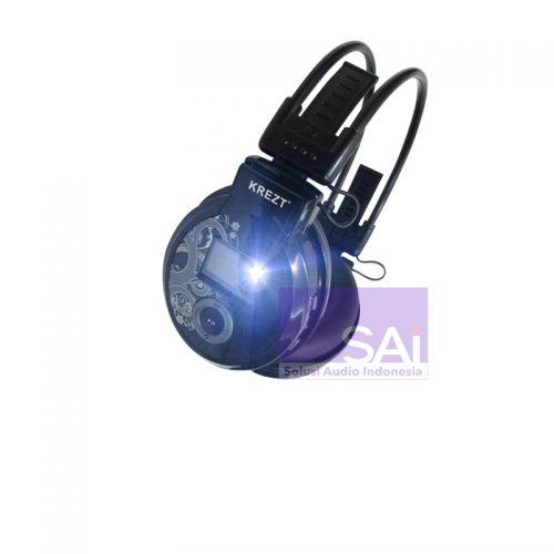 KREZT KR-9500 SD Headphone Wireless