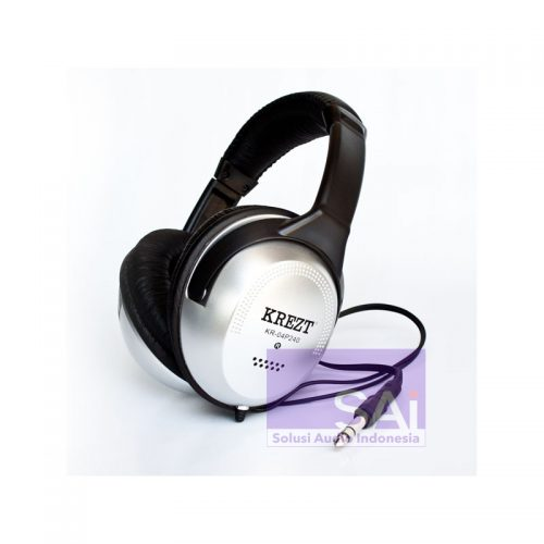 KREZT KR-04P240 Headphone Over Ear