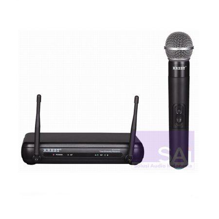KREZT KX-610 Microphone Wireless