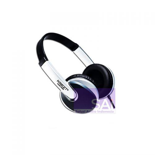 KREZT MDR-590 Black On Ear Headphone