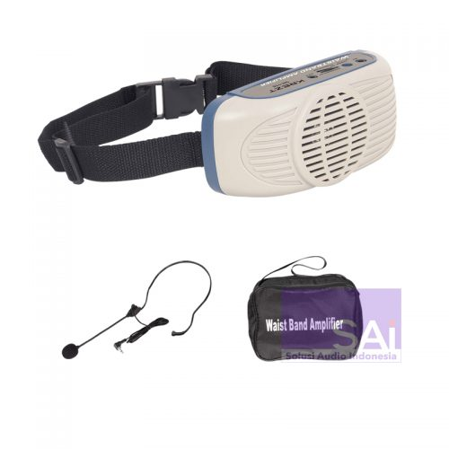 KREZT SH-116 Mini Portable Wireless Amplifier 2.5-Inch