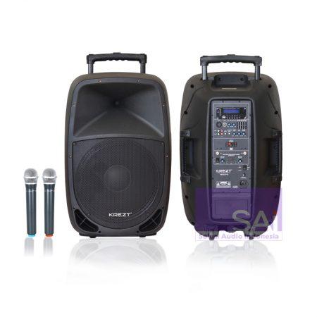 KREZT WAS-015 Portable Wireless