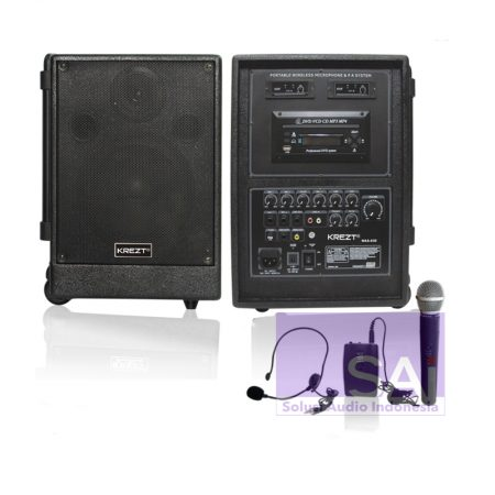 KREZT WAS-03D Portable Wireless