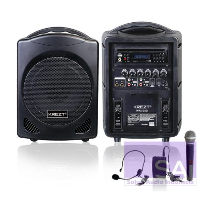 KREZT WAS-06D Portable Wireless