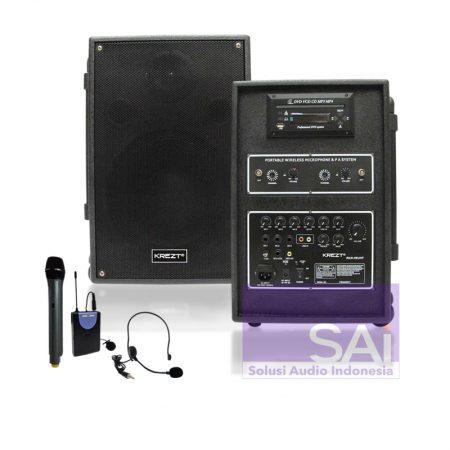 KREZT WAS-09 UHF Portable Wireless