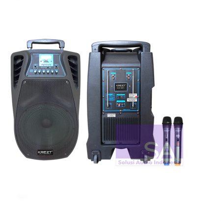 KREZT WAS-112FV Portable Wireless