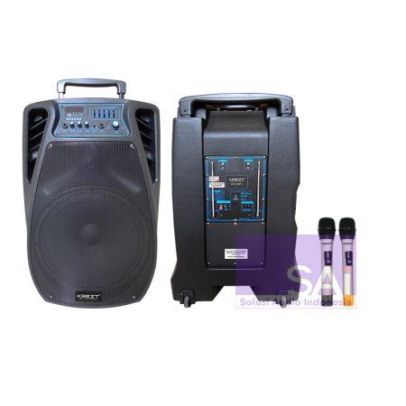 KREZT WAS-115FV Portable Wireless