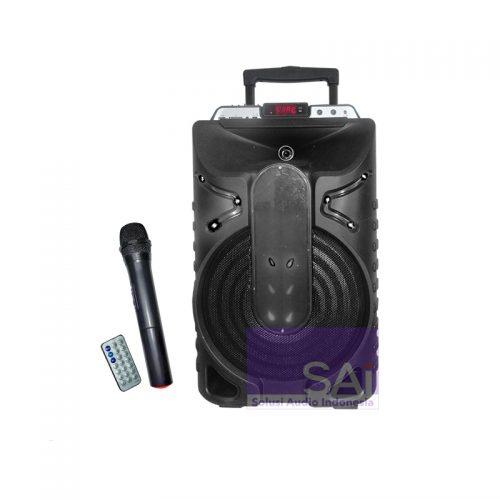 KREZT WAS-122L Portable Wireless