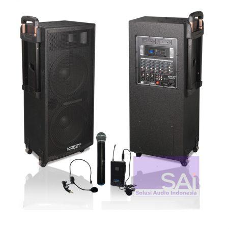 KREZT WAS-212 Portable Wireless