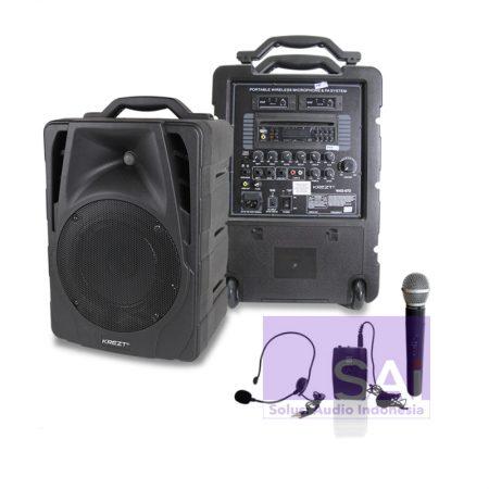 KREZT WAS-07D Portable Wireless