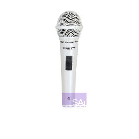 KREZT PRO-9900 +S Microphone Kabel