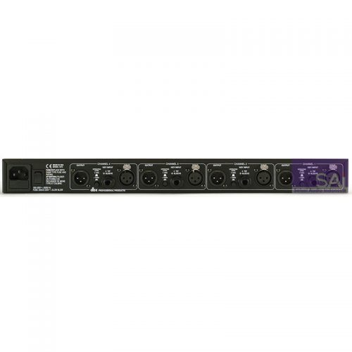 dbx 1074 Compressor Audio
