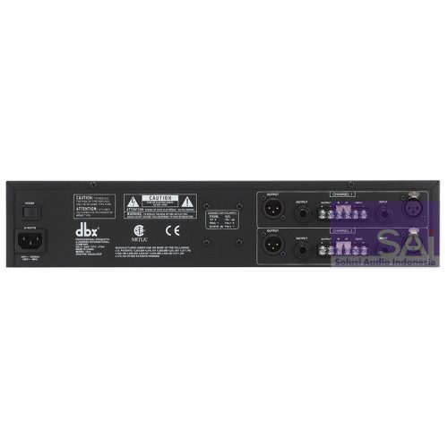 dbx 1215 Graphic Equalizer