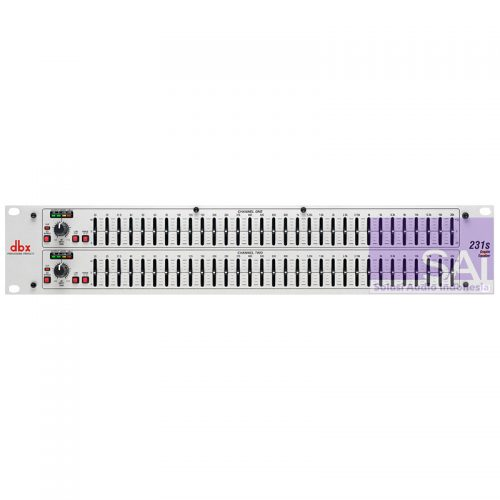 dbx 231s Graphic Equalizer
