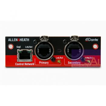 Allen & Heath DANTE Network Card