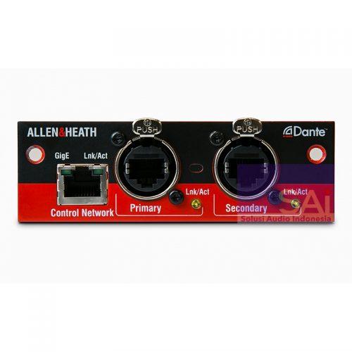 Allen & Heath DANTE Network Card