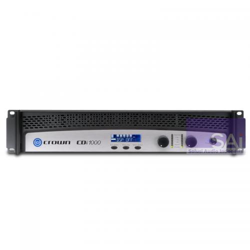 Crown CDi 1000 2-Channel Power Amplifier