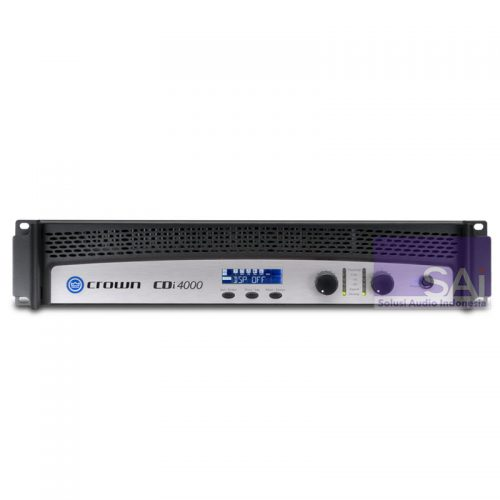Crown CDi 4000 2-Channel Power Amplifier