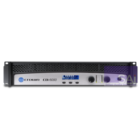 Crown CDi 6000 Power Amplifier