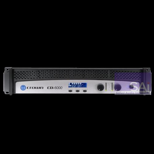 Crown CDi 6000 2-Channel Power Amplifier